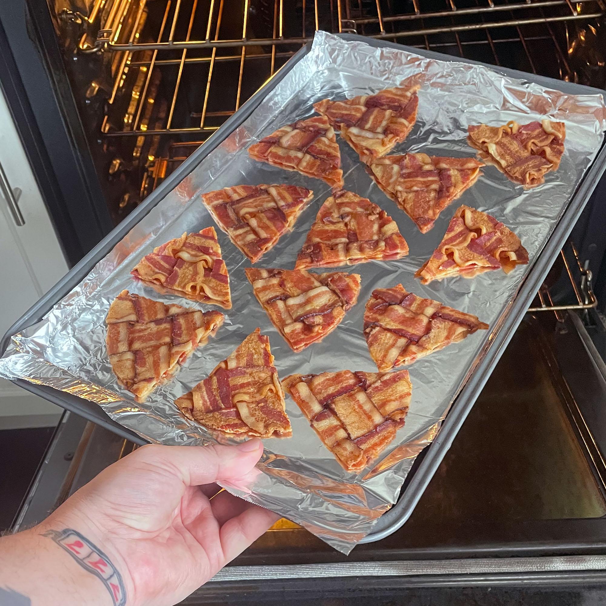 Bacon Chip Nachos