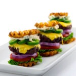 Jalapeno Popper Cheeseburger Sliders