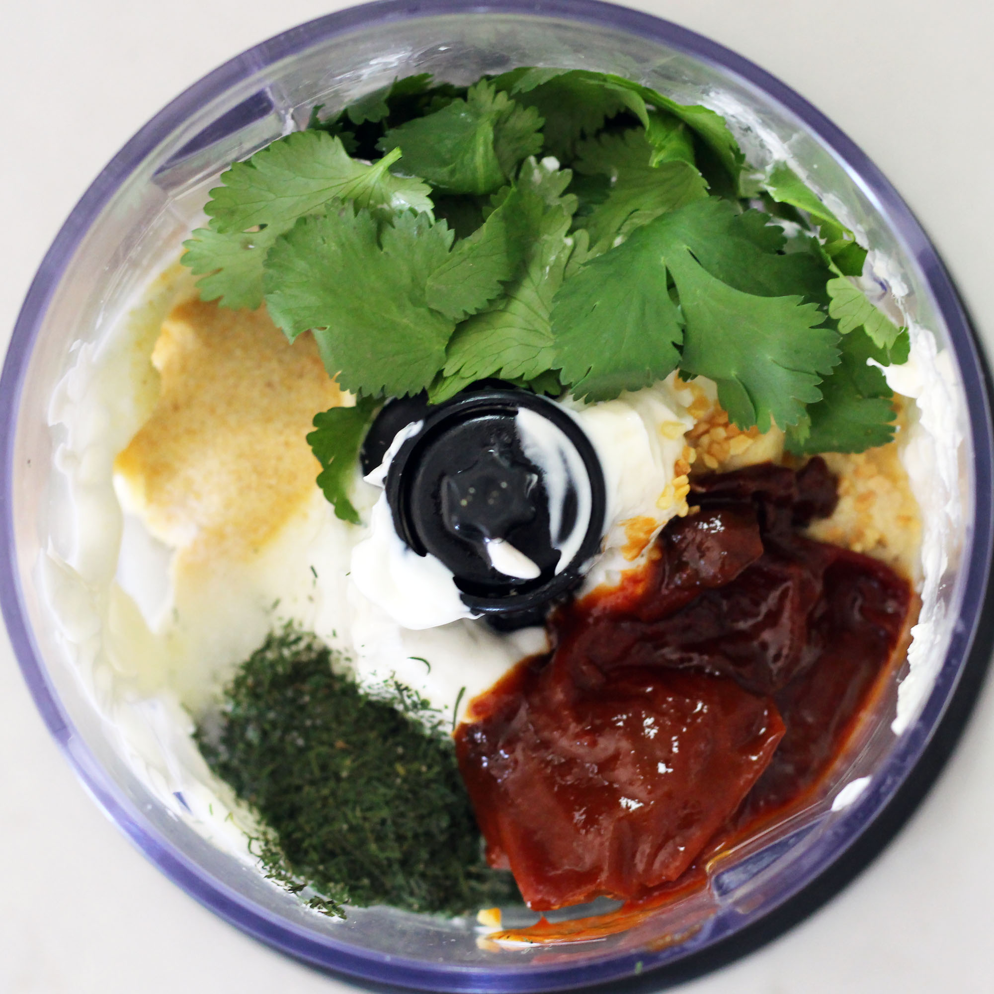 Chipotle Ranch Dressing Ingredients