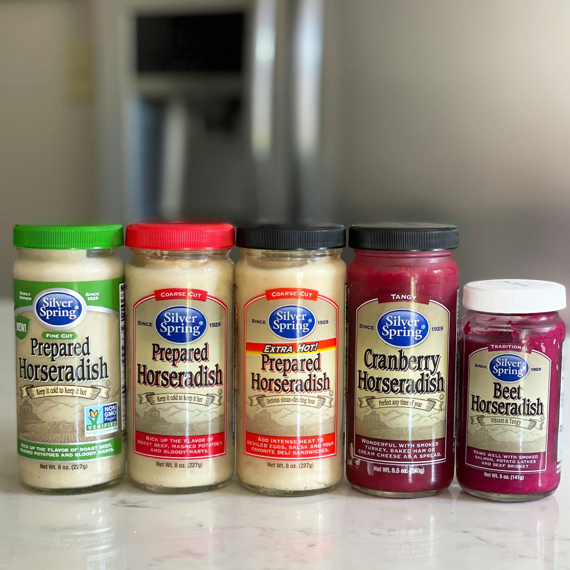 Silver Spring Foods Horseradish